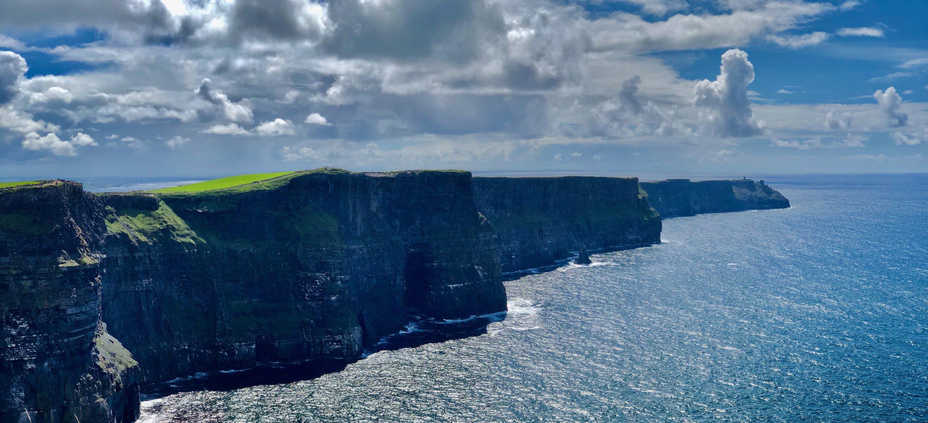 Irlanda, costa Irlanda, Acantilados de Moher, Irlanda en 22 días