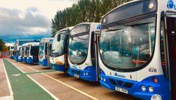 transporte público en irlanda
