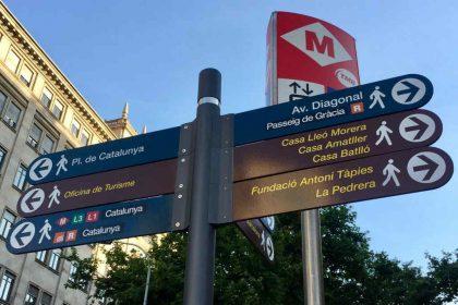 Transportes Barcelona