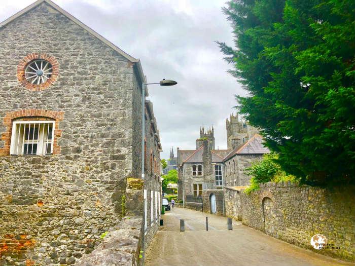 Casas de piedra, Kilkenny