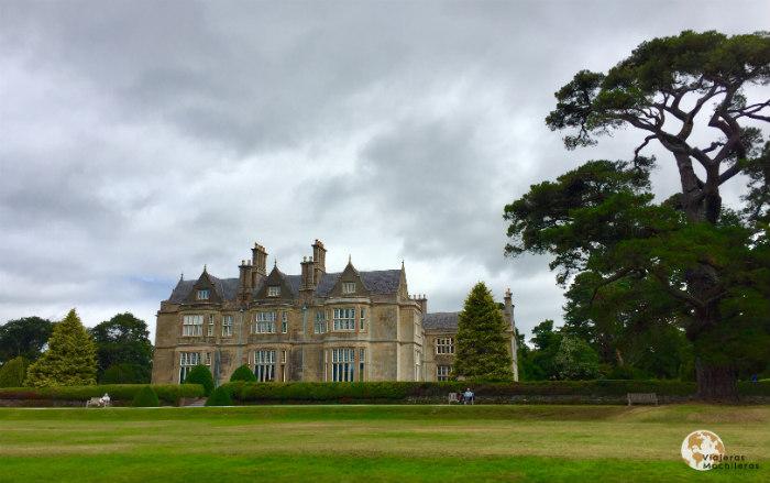 Muckross House Parque Nacionald e Killarney