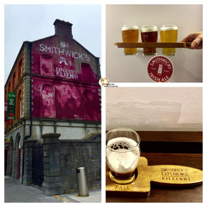 Smithwich´s experience de Kilkenny