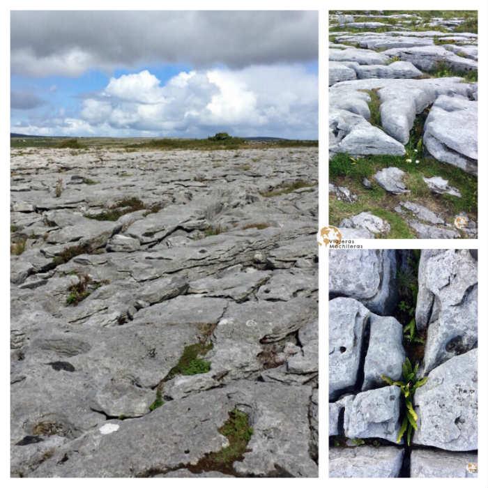 El Burren, hacia los Acantilados de Moher