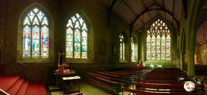 Vidrieras Black Abbey de Kilkenny