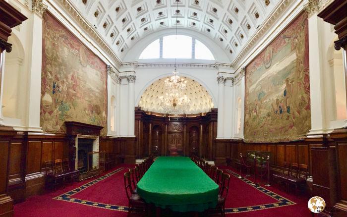 Cámara de los Lores, Dublín