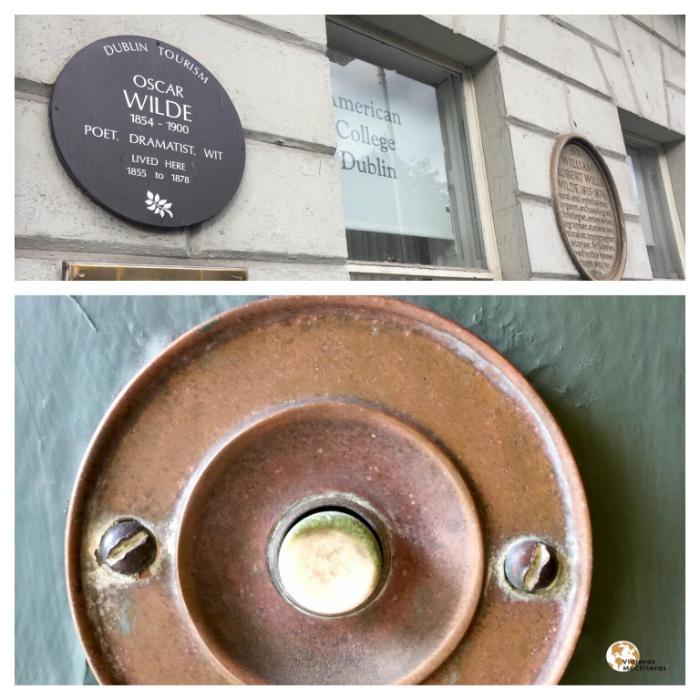 Oscar Wilde, Dublín