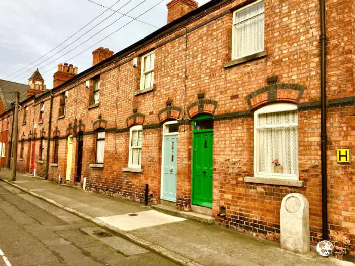 Barrio de The Liberties, Rincones escondidos de Dublín
