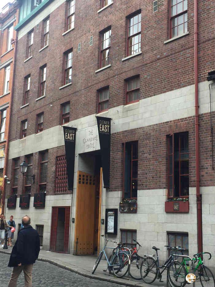 Clarence Hotel U2 Dublin