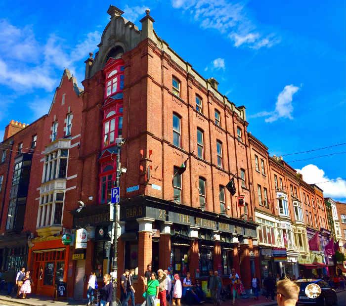 Dublín, edificios