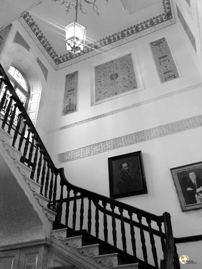 Museo de los escritores, Dublín