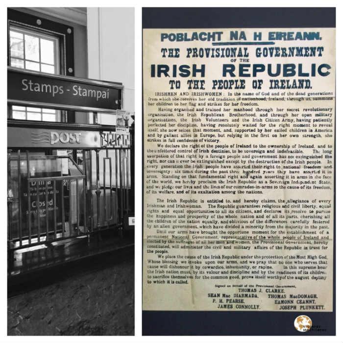 Declaración de la Independencia, Dublín