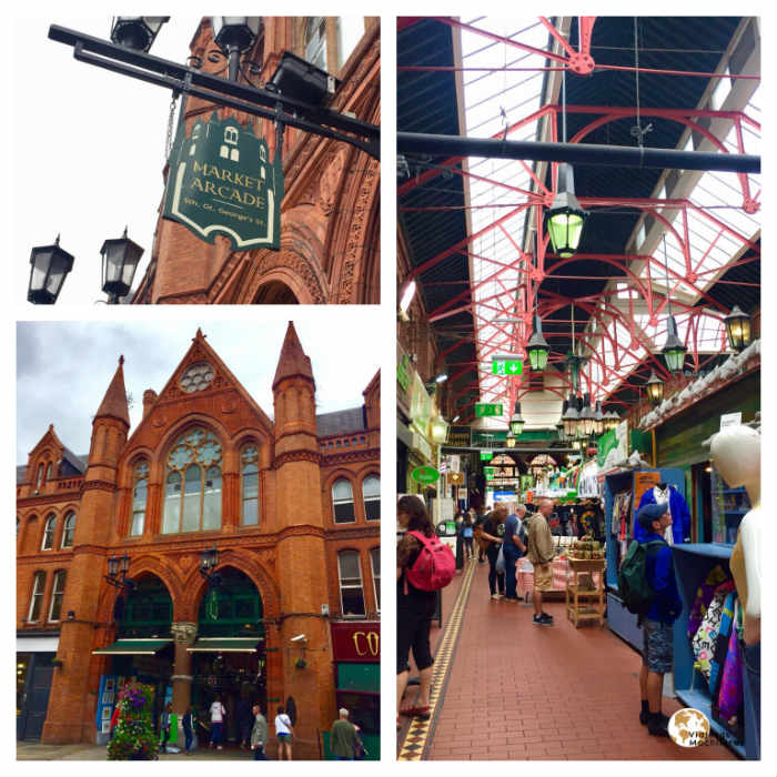 Mercado Arcade, St George Street, Dublín