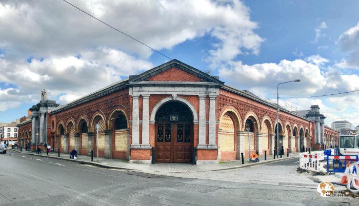 Mercado Smithfield, Dublín