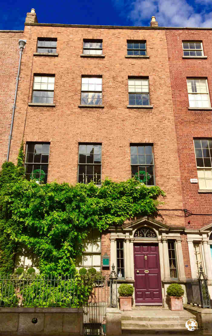 Sant George Street Casa Georgiana, Dublín