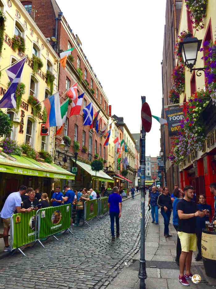 Temple Bar, Dublín