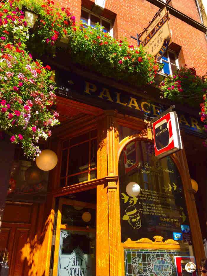 The Palace Bar Pub Dublin