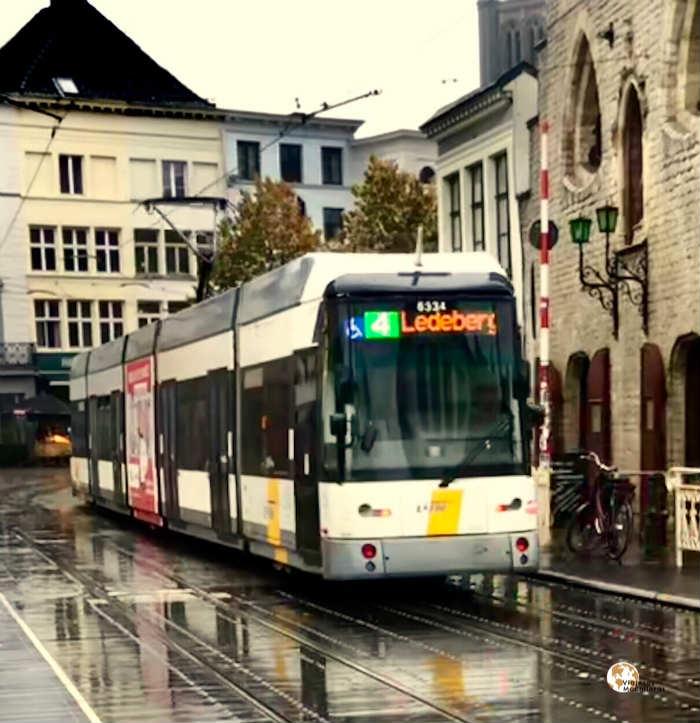 Tranvía Gante