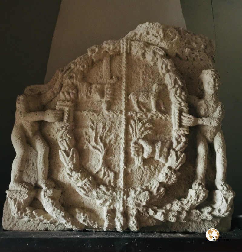 escudo de armas del Palauet de la Muralla