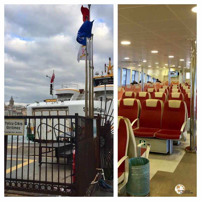 ferry de Estambul