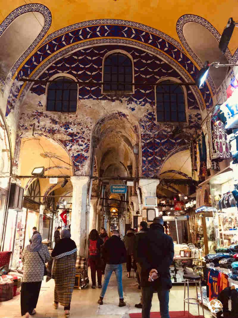la calle mas bonita del gran bazar