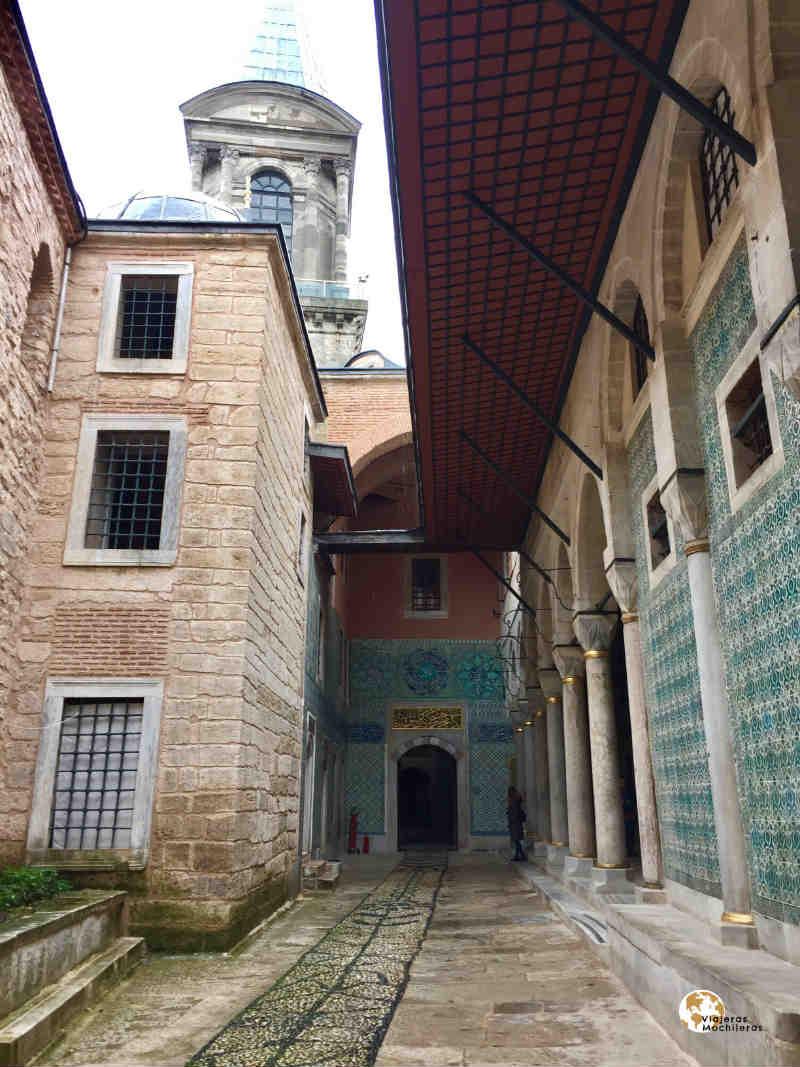 Harem de Topkapi, Sultanahmet