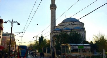 Viajeras mochileras, Estambul