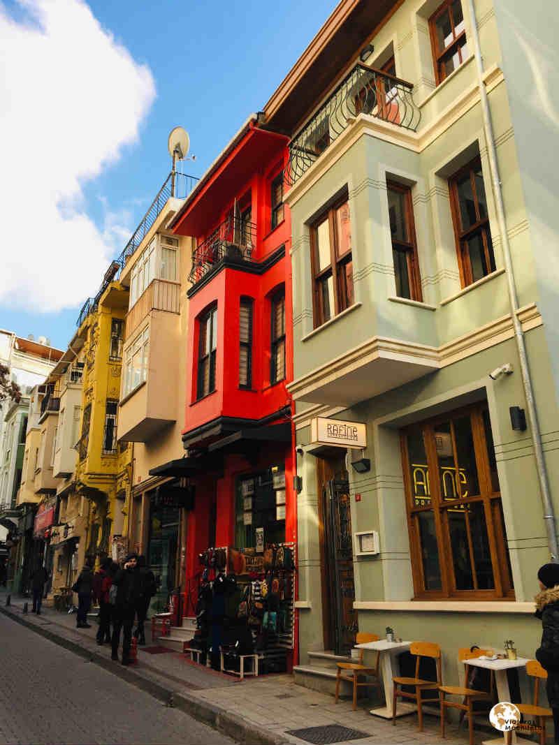 casas otomanas en Kadiköy