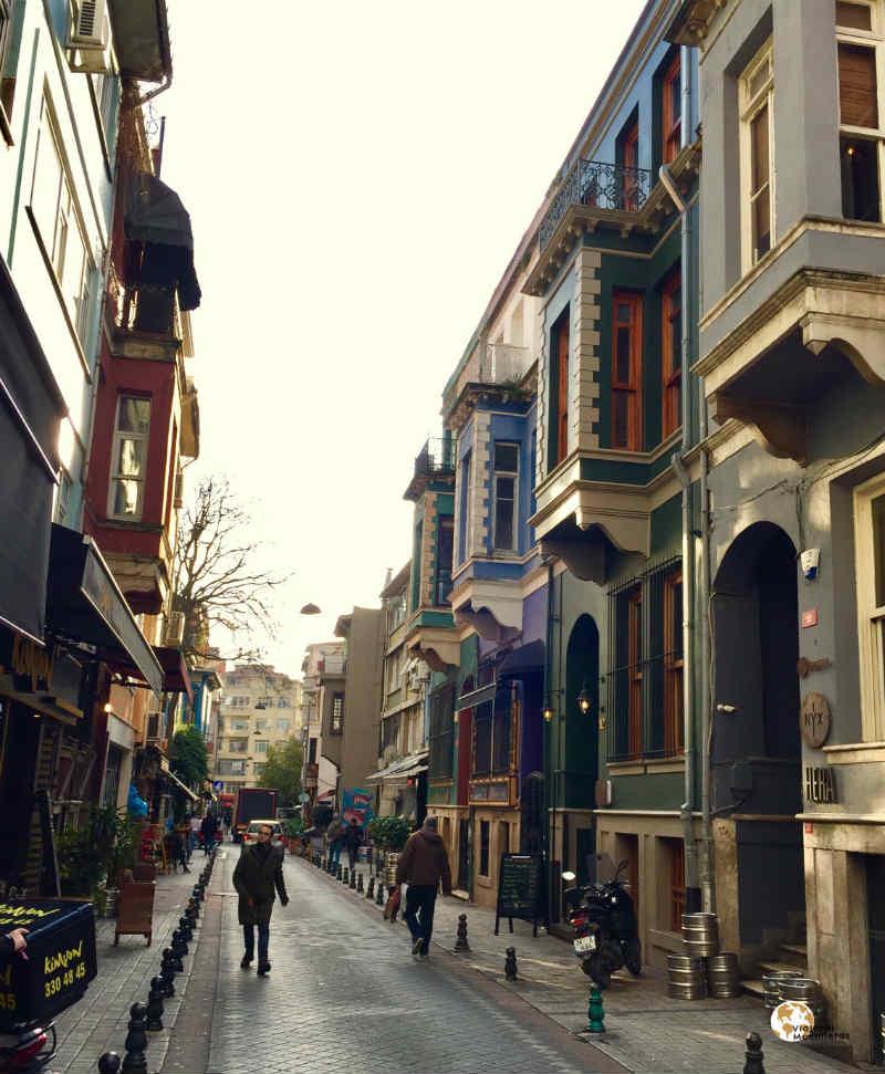 calles de kadiköy