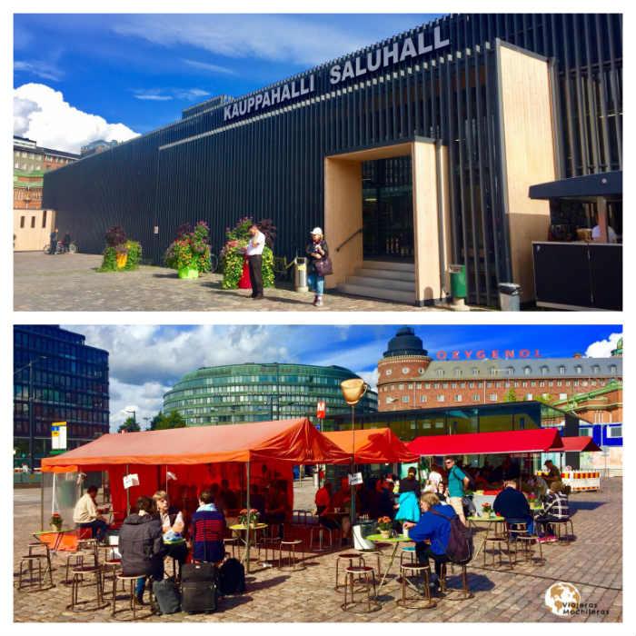 Mercado Kauppahalli Saluh, Helsinki