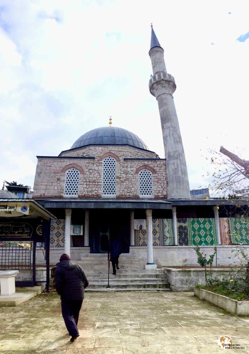 Mezquita Çinili en üsküdar