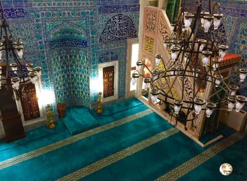 Mezquita Çinili de los azulejos