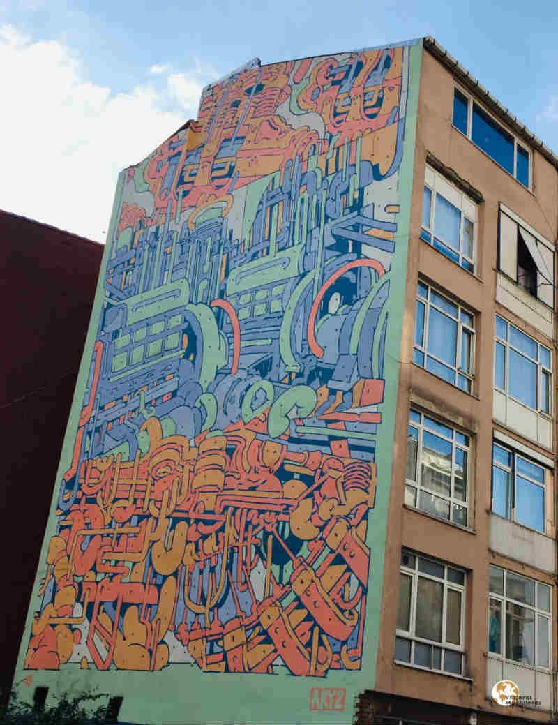 street art en Estambul