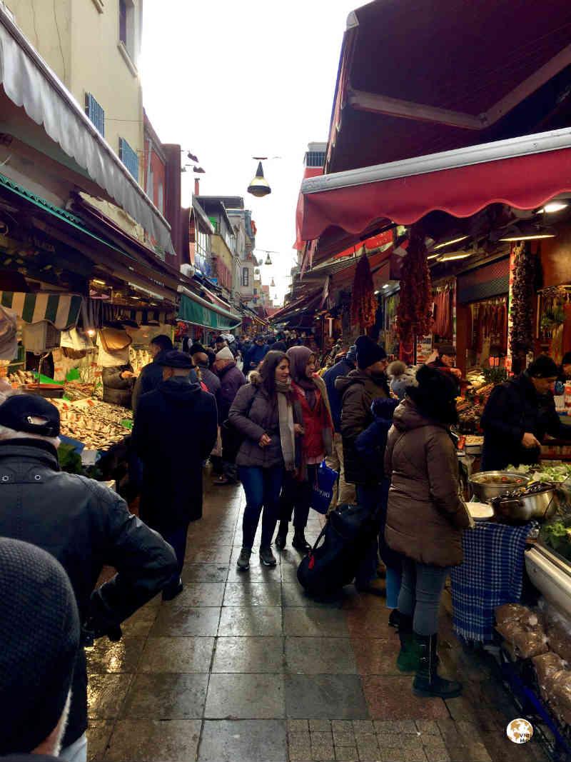 mercado de Kadiköy
